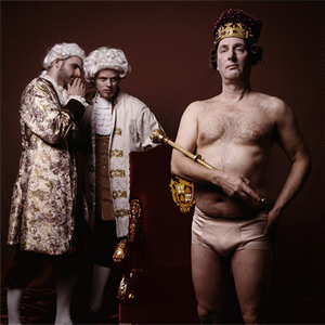 FALSE GODS | The King has no clothes: A look back | From AND Magazine