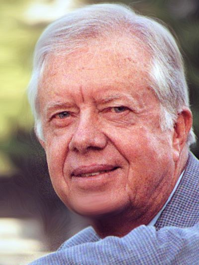 Jimmy Carter Exclusive - On who inspires the former President