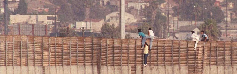 The Mexico-US Border