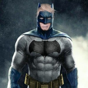 Donald Trump: Batman img01