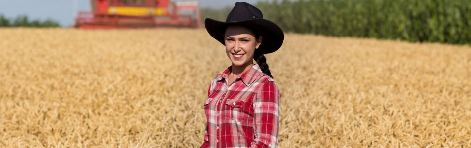 Lesbian Farmer?