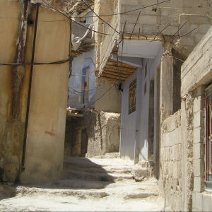 Blood Flows In Historic Christian Town Of Maaloula img01