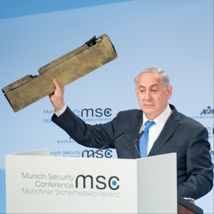 Netanyahu Proves Iran Lied About Nuclear Program img01