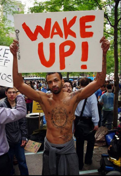 Occupy Wall Street | Ows As Important As 1776