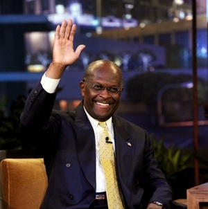WHAT'S MY NAME? | Herman Cain's memory seems a bit dodgy for the Presidency. | From AND Magazine