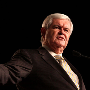 WHY NEWT WONT GO AWAY | Clearly a spoiler, the former Speaker is beginning to linger | From AND Magazine