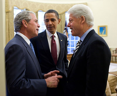 Three Presidents