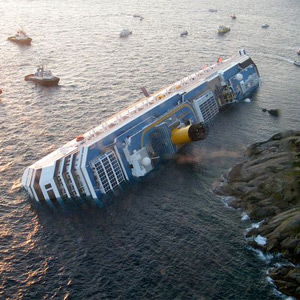 SPACE IN THE LIFEBOAT | Heroism and the Wreck of the Costa Concordia | From AND Magazine