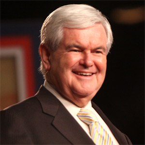 NEWT'S MASTER PLAN | Gingrich can't win, but he'll make someone lose | From AND Magazine
