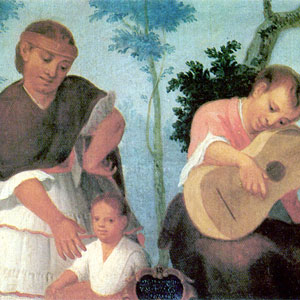 CASTA PAINTINGS OF MEXICO | Colonial Souvenirs Teach Us About Spanish-American Society | From AND Magazine
