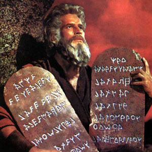 IS GOD A MAN? | Does God look like Charlton Heston? | From AND Magazine
