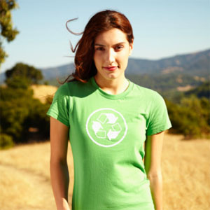 GOING GREEN GETS CHICKS | Solar? Soapnuts? Bicycles? Green is the new sexy