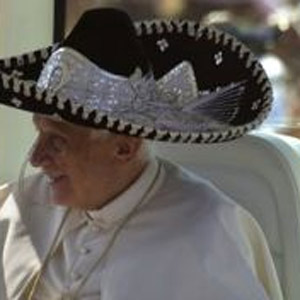 The pope's trip to Mexico img01