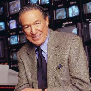 MIKE WALLACE DIES | Iconic CBS Newsman reshaped news journalism. | From AND Magazine