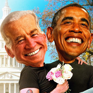 COMING OUT PARTY | Crashing the Party on Obama's Marriage Equality Announcement | From AND Magazine