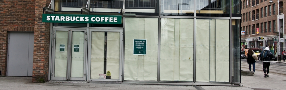 Starbucks to Close 8,000 Stores On May 29th