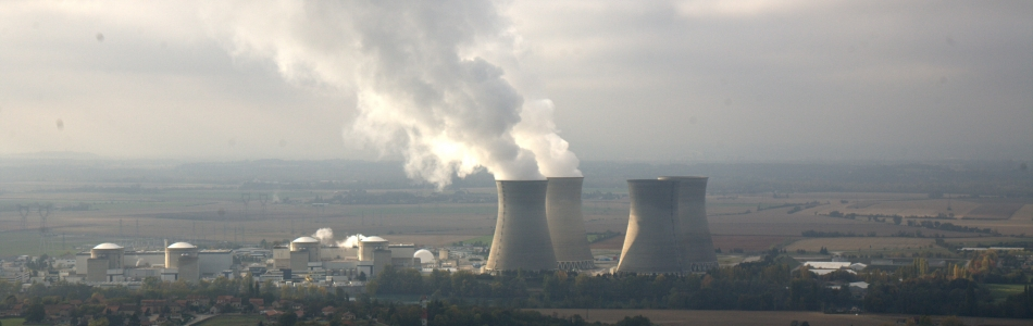 Bugey Nuclear Plant